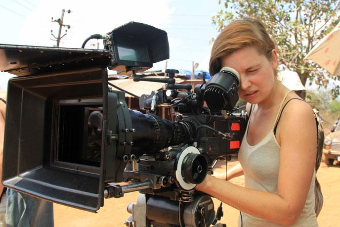 Film equipment in India