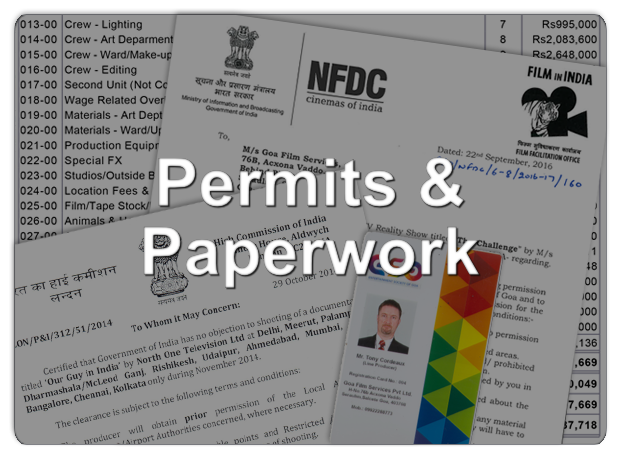 Permits & Paperwork