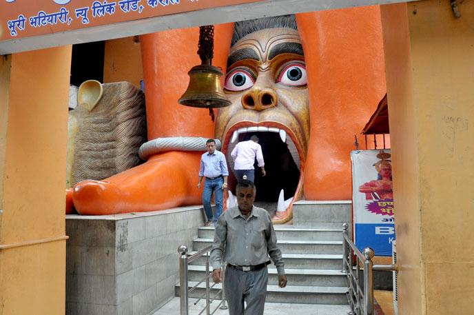 Film locations in india